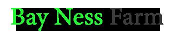 Bayness Farm Campsite Logo